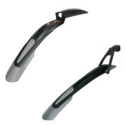 SKS MTB Blade Set - Shockblade & X-Blade - Black
