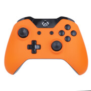 Xbox One Custom Controller - Orange Velvet