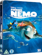 Finding Nemo 3D (Includes 2D Version) - Zavvi Exclusive Lenticular Edition Steelbook