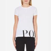 Polo Ralph Lauren Women's Graphic T-Shirt - White
