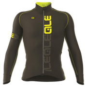 Alé Clima Protection 2.0 3 Season Jacket - Black/Yellow