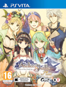 Atelier Shallie Plus: Alchemist of the Dusk Sea