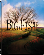 Big Fish - Zavvi's Exklusive Limitierte Blu- ray Steelbook Edition
