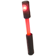 Fibre Flare Cyclops Rear Light - Red