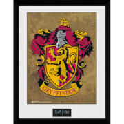 Harry Potter Gryffindor Framed Photographic - 16