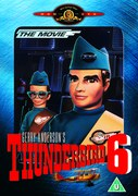 THUNDERBIRD SIX - THE MOVIE (DVD)