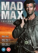 Mad Max Trilogy - Mad Max/Mad Max 2/Mad Max: Beyond...
