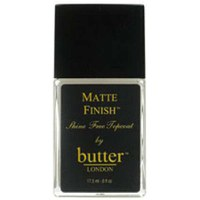 butter LONDON Matte Finish Shine Free Top Coat