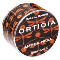 Ortigia Ambra Nera Bath Salts 500g