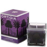 Ortigia Lavender Square Candle