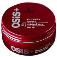 Schwarzkopf OSiS Flexwax Ultra Strong Cream Wax (50ml)