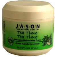 Crema anti-envejecimiento Tea Time de JASON (125 g)