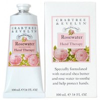 Crema de manos Rosewater de Crabtree & Evelyn (100 ml)