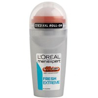 L'Oreal Paris Men Expert Fresh Extreme Deodorant Roll-On 50ml