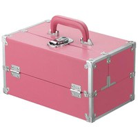 Japonesque Train Case Medium - Rosa
