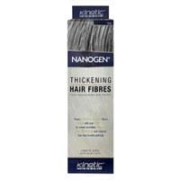 Nanogen Fibres(Haarfasern) -grau (30g)