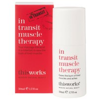 Aceite relajante muscular this works In Transit Muscle Therapy (50ml)