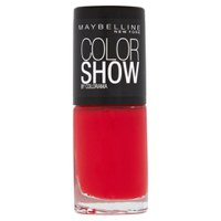 Maybelline New York Color Show Nail Lacquer - 349 Power Red 7ml