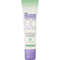 Crema antienrojecimiento CC L'Oréal Paris Nude Magique