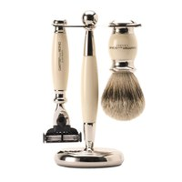 Set rasage 3 produits Carter and Bond