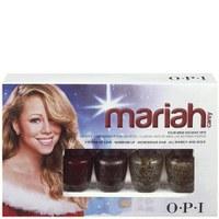 OPI Mariah Carey 4 Mini Holiday Hits