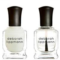 Deborah Lippmann Gel Lab Base and Top Coat Set (2 x 15ml)