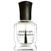 Base ongles fortifiante et top coat Deborah Lippmann Hard Rock (15ml)