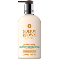 Molton Brown lait corporel de l'orange japonaise