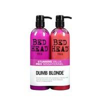 TIGI Bed Head Dumb Blonde Tween Duo - Worth £47.00