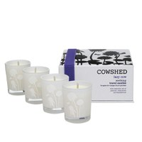 Cowshed Lazy Cow Soothing Travel Candles (Beruhigende Kerzen in Reisegröße)