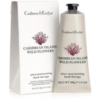 Crabtree & Evelyn Caribbean Island Wild Flowers Handterapi (100g)