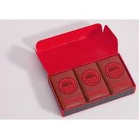 Crabtree & Evelyn Indian Sandalwood Set (incluye 3 jabones) (450 g)