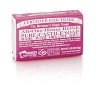 Dr. Bronner Organic Rose Castile Liquid Soap (946ml)