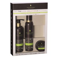 Macadamia Natural Oil 'Get the Look' Volumizing Set