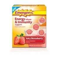 Paquete de fresa de Emergen-C (8 raciones)