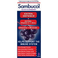 Sambucol Extra Defence (120ml)