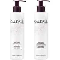 Caudalie Nourishing Body Lotion Duo (2 x 250ml) (Worth £40)