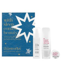 this works With Sleep Comes Beauty Heroes Gift Set (Worth £65)