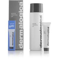 Gel Limpiador Especial Dermalogica y el exfoliante Skin Prep