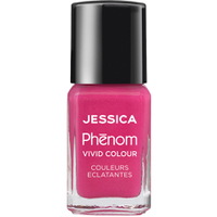 Jessica Nails Cosmetics Phenom Nagellack - Barbie Pink (15 ml)
