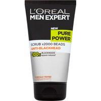 L'Oréal Paris Men Expert Pure Power Scrub 150ml