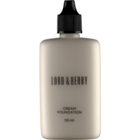 Lord & Berry Cream Foundation Down Toner - White/Cream