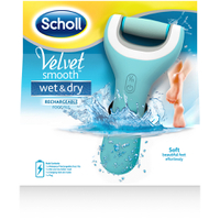 Scholl Pedi Wet and Dry