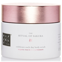 Exfoliante Corporal Rituals The Ritual of Sakura (375g)