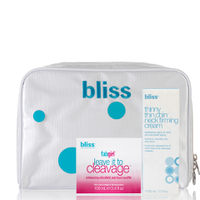 bliss 'Bust' and 'Neck'-Cessity Firming Duo (Worth £70.50)