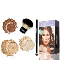 Kit Iluminador y Contour All Over Face de Bellapierre Cosmetics - Medio
