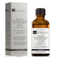 Dr Botanicals Pomegranate Noir Advanced Natural Moisturising Post-Shave Balm For Men 50ml