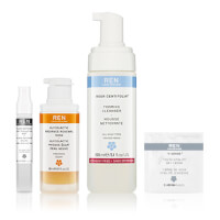 REN Exclusive Complete Cleansing Collection (Worth £49.60)