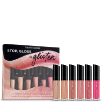 bareMinerals Stop, Gloss & Glisten Lip Collection