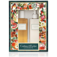 Crabtree & Evelyn Summer Hill Body Care Duo (Worth £31.00)
